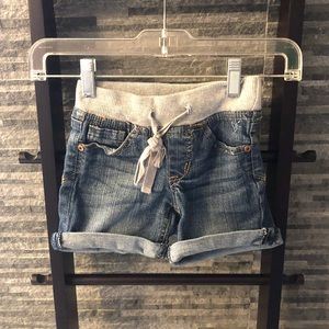 Justice girls Jeans Shorts size 8S